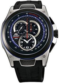 Японские наручные мужские часы Orient KT00002B. Коллекция SPEEDTECH