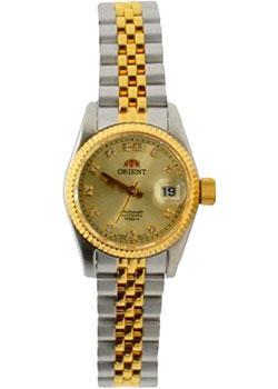Японские наручные  женские часы Orient NR16002C. Коллекция Fashionable Automatic