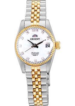 Японские наручные  женские часы Orient NR16002W. Коллекция Fashionable Automatic