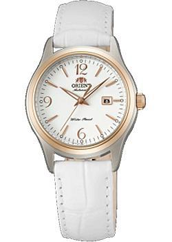 Японские наручные  женские часы Orient NR1Q003W. Коллекция Classic Automatic
