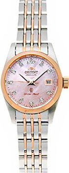 Японские наручные  женские часы Orient NR1U001Z. Коллекция Fashionable Automatic