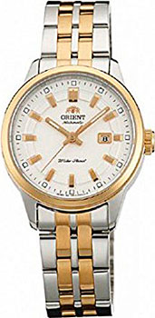 Японские наручные  женские часы Orient NR1Y002W. Коллекция Classic Automatic