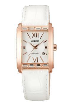 Японские наручные  женские часы Orient NRAP003W. Коллекция Fashionable Automatic