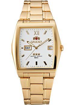 Японские наручные  мужские часы Orient PMAA002W. Коллекция Three Star - OrientЗапаса хода при полном заводе пружины 40 часов. Индикация числа и дня недели. Альтернативный артикул: FPMAA002W7<br>