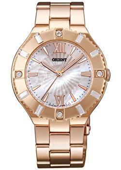 Японские наручные  женские часы Orient QC0D001W. Коллекция Fashionable Quartz