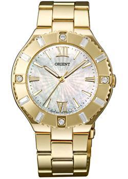 Японские наручные  женские часы Orient QC0D003W. Коллекция Fashionable Quartz