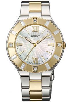 Японские наручные  женские часы Orient QC0D004W. Коллекция Fashionable Quartz