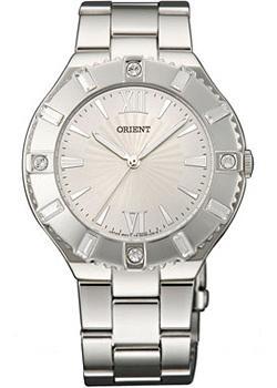 Японские наручные  женские часы Orient QC0D005W. Коллекция Fashionable Quartz