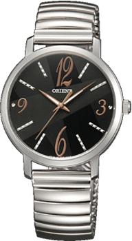 Японские наручные  женские часы Orient QC0E003B. Коллекция Fashionable Quartz
