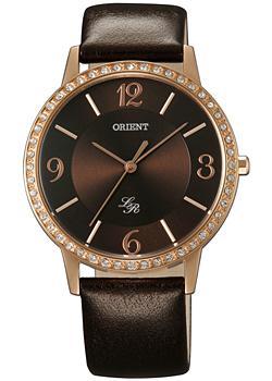 Японские наручные  женские часы Orient QC0H001T. Коллекция Lady Rose