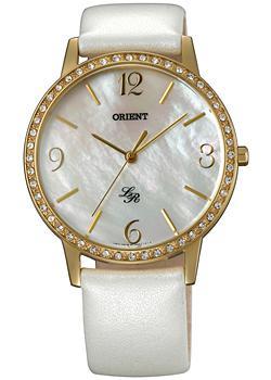 Японские наручные  женские часы Orient QC0H004W. Коллекция Lady Rose