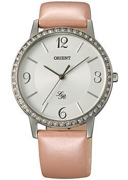 Японские наручные  женские часы Orient QC0H006W. Коллекция Lady Rose