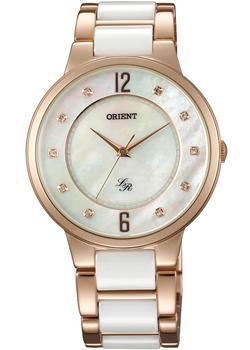 Японские наручные  женские часы Orient QC0J002W. Коллекция Lady Rose