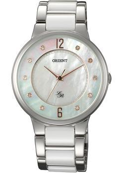 Японские наручные  женские часы Orient QC0J006W. Коллекция Lady Rose