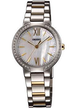 Японские наручные  женские часы Orient QC0M003W. Коллекция Dressy Elegant Ladies