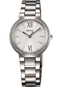 Японские наручные  женские часы Orient QC0M004W. Коллекция Dressy Elegant Ladies