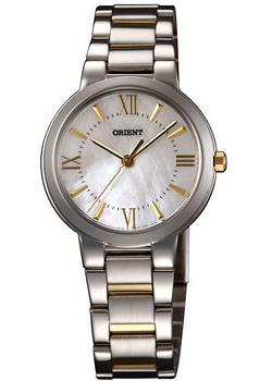 Японские наручные  женские часы Orient QC0N003W. Коллекция Dressy Elegant Ladies