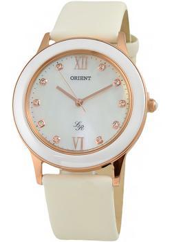 Японские наручные  женские часы Orient QC0Q002W. Коллекция Lady Rose