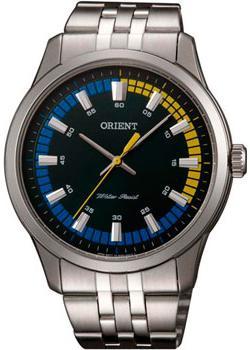 Японские наручные  мужские часы Orient QC0U005F. Коллекция Sporty Quartz