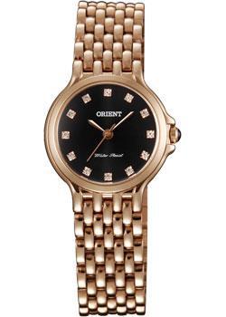 Японские наручные  женские часы Orient QC0V002B. Коллекция Dressy Elegant Ladies
