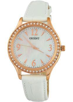 Японские наручные  женские часы Orient QC10005W. Коллекция Lady Rose