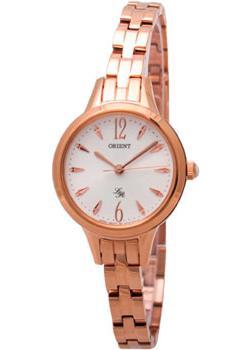 Японские наручные  женские часы Orient QC14001W. Коллекция Dressy