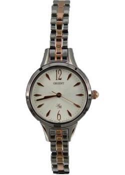 Японские наручные  женские часы Orient QC14002W. Коллекция Lady Rose