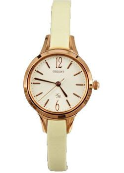 Японские наручные  женские часы Orient QC14006W. Коллекция Lady Rose