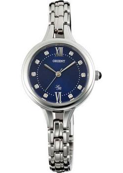 Японские наручные  женские часы Orient QC15004D. Коллекция Ювелирная коллекция