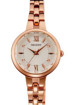 Японские наручные  женские часы Orient QC16001W. Коллекция Dressy Elegant Ladies