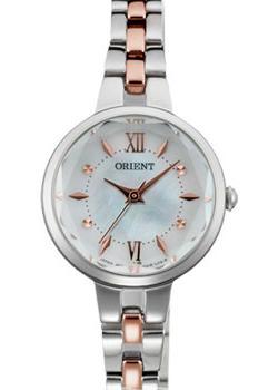 Японские наручные  женские часы Orient QC16002W. Коллекция Dressy Elegant Ladies