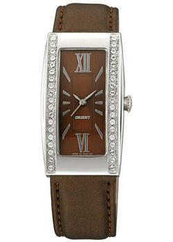 Японские наручные  женские часы Orient QCAT003T. Коллекция Dressy Elegant Ladies