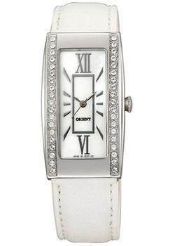 Японские наручные  женские часы Orient QCAT004W. Коллекция Dressy Elegant Ladies