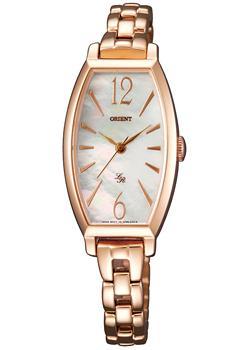 Японские наручные  женские часы Orient QCBB002W. Коллекция Lady Rose