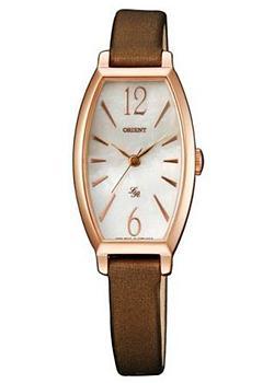 Японские наручные  женские часы Orient QCBB003W. Коллекция Lady Rose