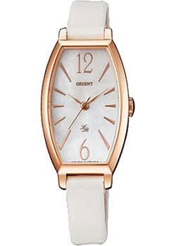 Японские наручные  женские часы Orient QCBB004W. Коллекция Lady Rose