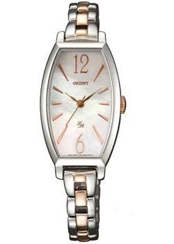 Японские наручные  женские часы Orient QCBB005W. Коллекция Lady Rose