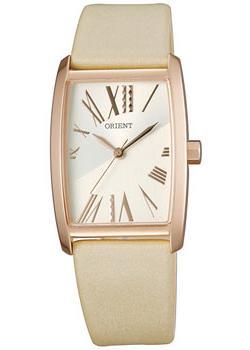 Японские наручные  женские часы Orient QCBE002S. Коллекция Fashionable Quartz