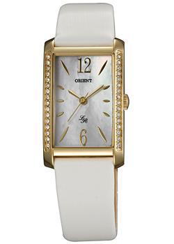 Японские наручные  женские часы Orient QCBG004W. Коллекция Lady Rose