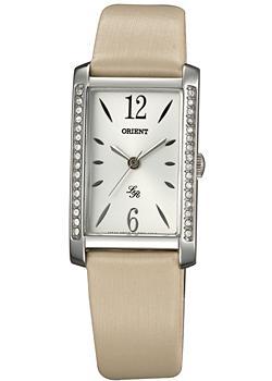 Японские наручные  женские часы Orient QCBG006W. Коллекция Lady Rose