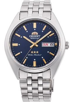 Японские наручные мужские часы Orient RA-AB0E08L19B. Коллекция AUTOMATIC фото