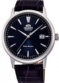 Японские наручные мужские часы Orient RA-AC0F06L10B. Коллекция AUTOMATIC фото