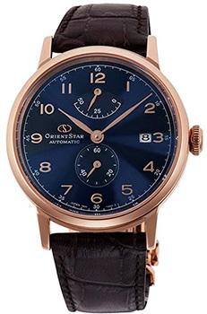 Японские наручные мужские часы Orient RE-AW0005L00B. Коллекция Orient Star фото