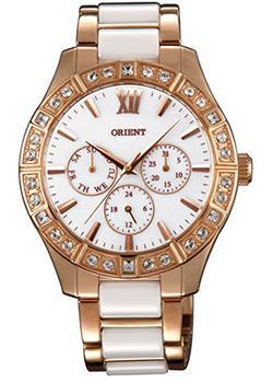 Японские наручные  женские часы Orient SW01001W. Коллекция Fashionable Quartz