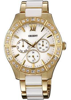 Японские наручные  женские часы Orient SW01002W. Коллекция Fashionable Quartz