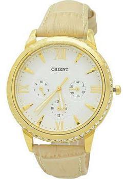 Японские наручные  женские часы Orient SW03003W. Коллекция Dressy Elegant Ladies