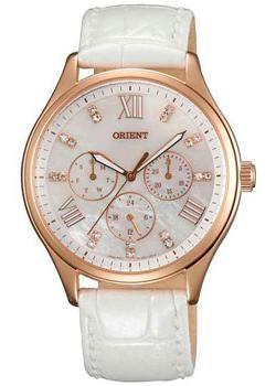 Японские наручные  женские часы Orient SW05002W. Коллекция Fashionable Quartz