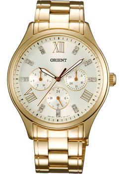 Японские наручные  женские часы Orient SW05003S. Коллекция Fashionable Quartz
