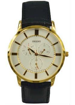 Японские наручные мужские часы Orient SX02002W. Коллекция Dressy Elegant Gent's фото