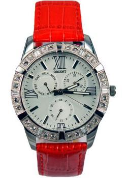 Японские наручные  женские часы Orient SX07009W. Коллекция Lady Rose